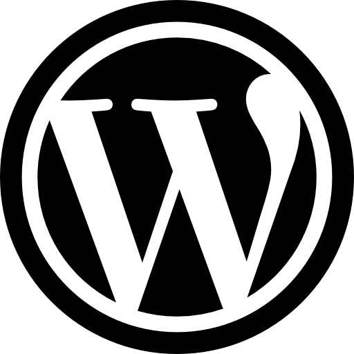 Wordpress Logo, CMS