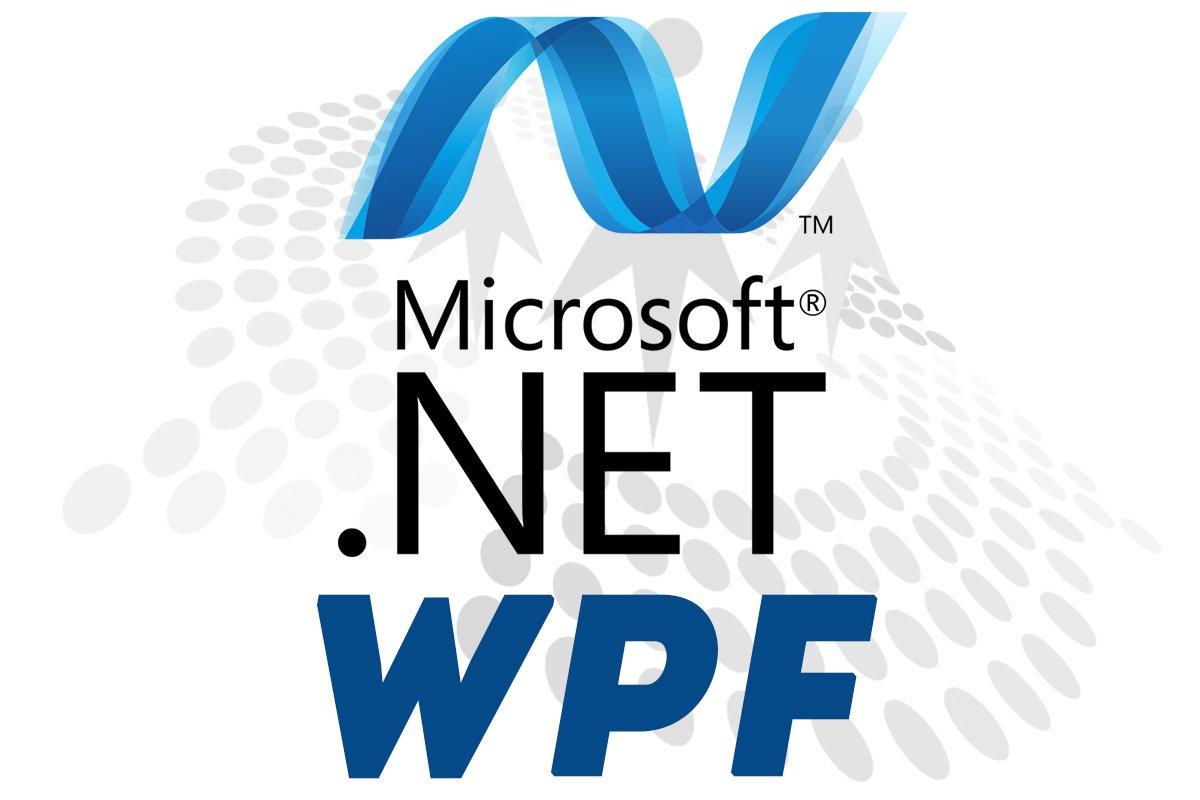 Microsoft.net Logo, dotnet Framework .Net, WPF