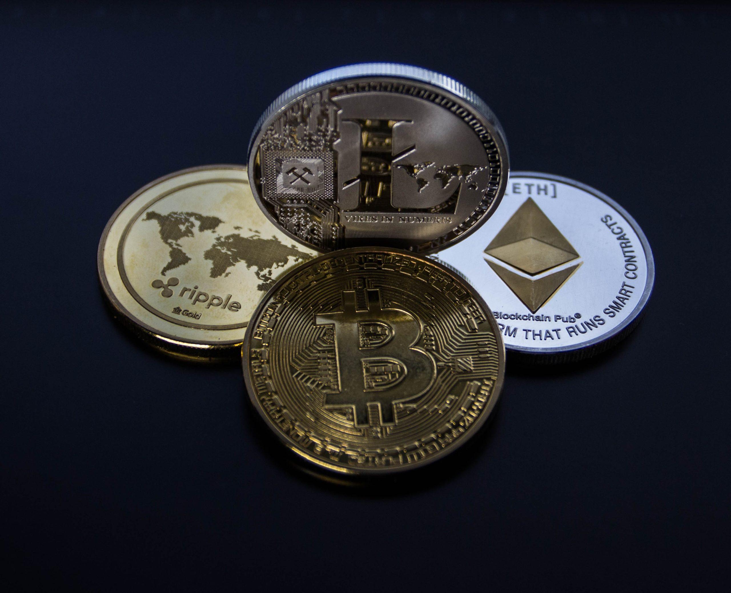 Crypto-Coins, Ethereum, Bitcoin, ICO, Blockchain, Idunatek-ERC20-Coin by Idunatek Software-Entwicklung