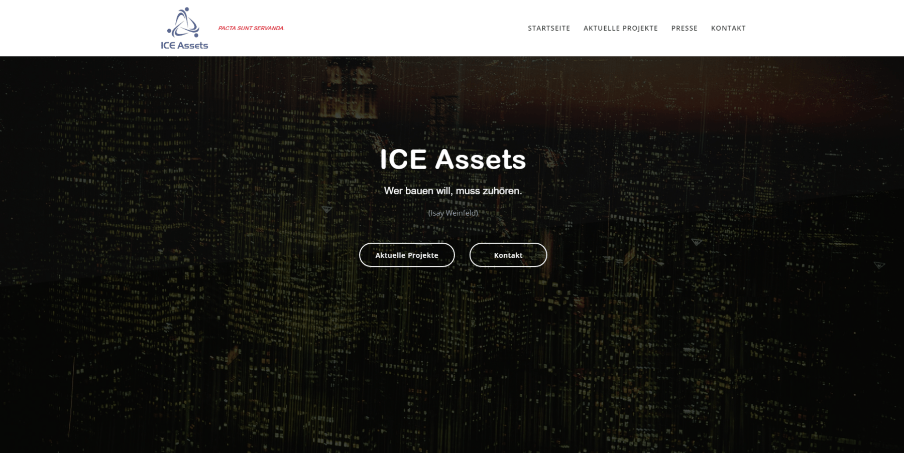 ICE Assets
