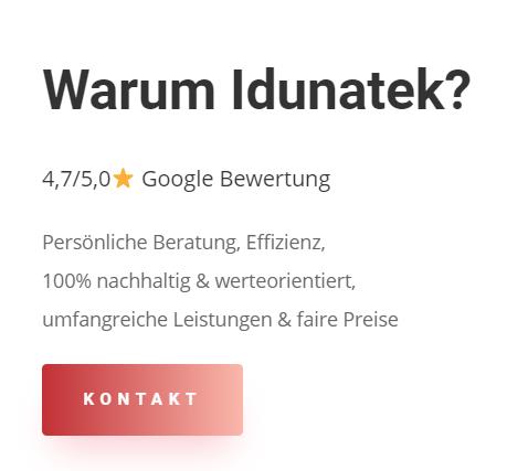 Idunatek, Effizient, Nachhaltig, Webdesign in Wiesbaden, Softwareentwicklung Wiesbaden, WordPress Mainz, 55116, Mombach, Neustadt, Mitte, Altstadt,Webentwicklung Mainz