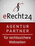 erecht24 siegel agenturpartner dsgvo idunatek datenschutz