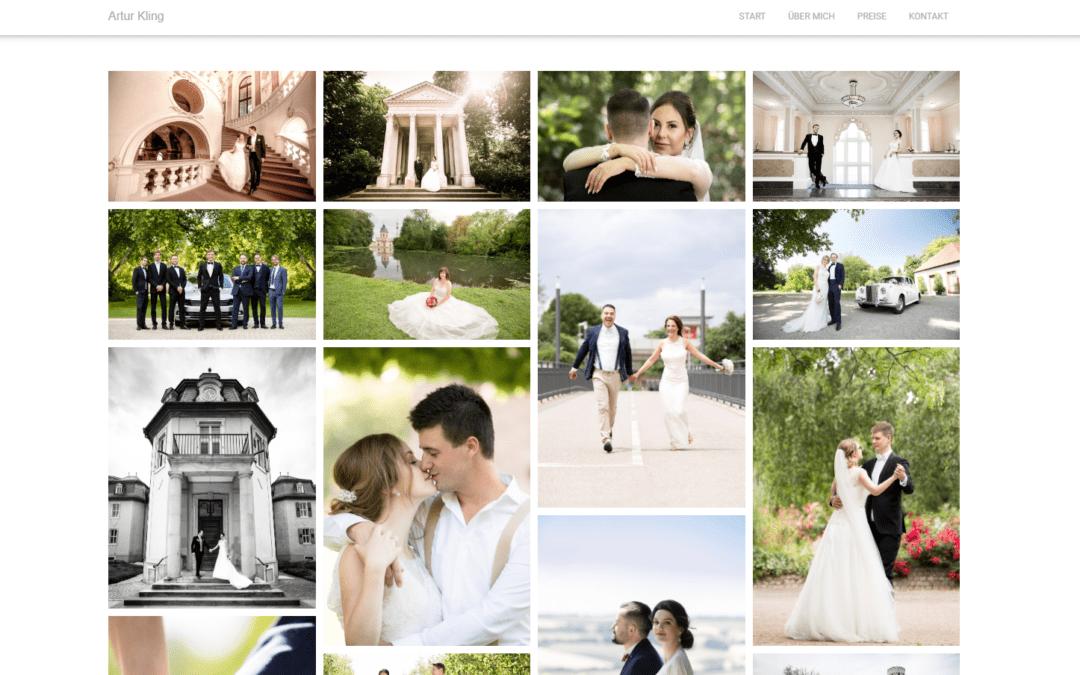 Foto-Amor, Photographie, Webseite, Webdesign by Idunatek aus Idstein bei Frankfurt am Main, Softwareentwicklung