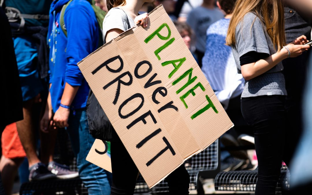 Fridays for Future (FFF) – 19. März Globaler Klimastreik